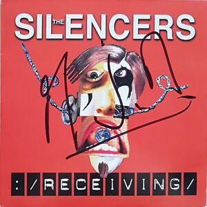 PHOTOS-The-Silencers-Receiving-CD-SINGLE