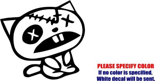 "JDM Cat illest Decal Sticker Auto Racing Funny Vinyl Car Window Bumper Truck 9/"""