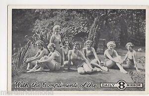 Daily-Mirror-Newspaper-8-Glamour-Girls-Advertising-Postcard-2-B554
