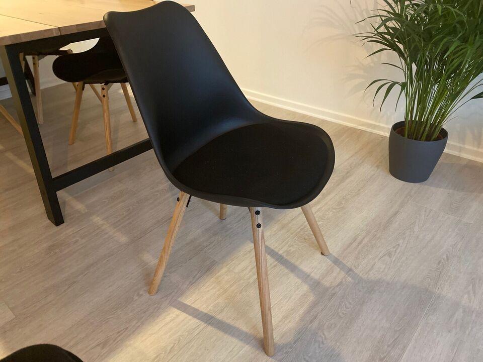 Spisebord mstole, Jysk Gadeskov + – dba.dk – Køb og Salg af