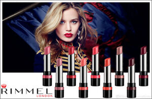RIMMEL-The-Only-1-Lipstick-Various-Colours