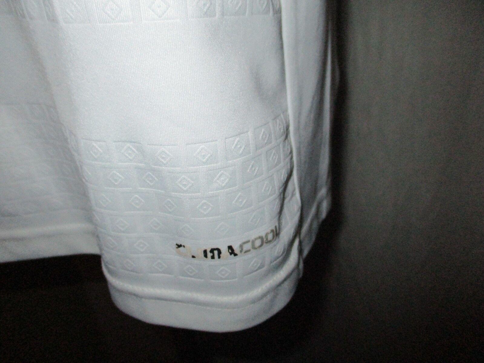 Hamburger SV Original Adidas Heim Heim Heim Trikot 2009 10  Fly Emirates  Gr.M e44c2e