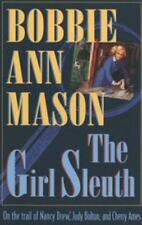 The Girl Sleuth by Mason, Bobbie, Good Book
