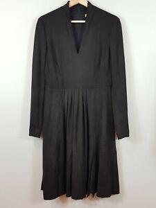 CATHERINE-MALANDRINO-Womens-Faux-suede-Dress-NEW-350-Size-AU-10-or-US-6