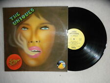 "LP THE UNIQUES ""The Uniques / Reggae sun"" AMO 67.477 FRANCE µ"
