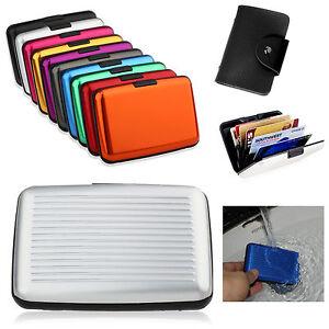 Metal-Waterproof-Business-Id-Credit-Card-Wallet-Holder-Pocket-Aluminium-Case-Box