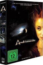 ANDROMEDA (TV-SERIES) - STAFFEL 3.1 (Kevin Sorbo, Lisa Ryder) 3 DVD NEU