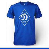 Dinamo Kiev Of Ukraine Uefa Football Soccer T-shirt