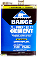 1 Gallon Barge Original Tf All Purpose Cement Glue Adhesive Temporary Bonding