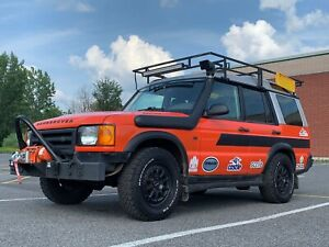 2000 Land Rover Discovery -
