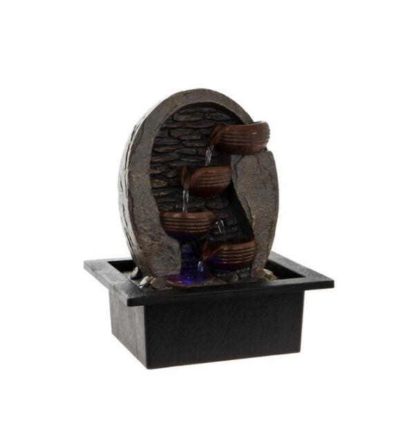 Tranquility Water Fountain Branch Lumière DEL-Intérieur de l/'eau Fonction 240 V Secteur