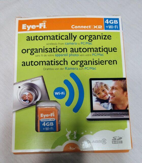 Eye Fi Software