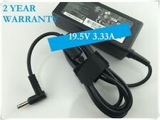 GENUINE FOR HP PAVILION NOTEBOOK 15-G255SA 65W AC ADAPTER CHARGER 19.5V 3.33A