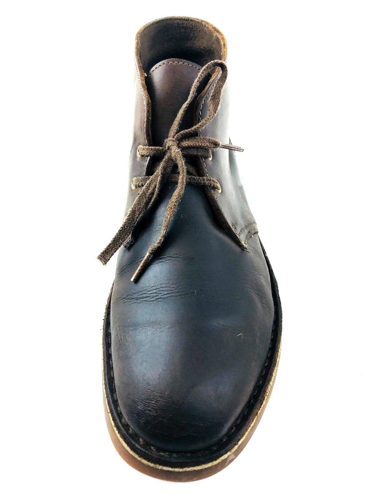 Clarks Originals Desert Men's  Brown Boots Size US.12 EU.46 UK.11