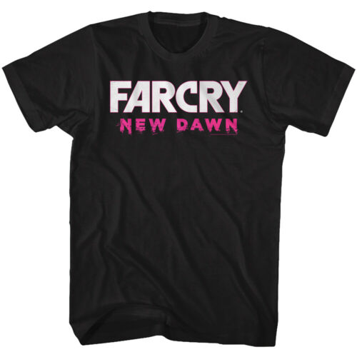 Far Cry Ubisoft Video Game New Dawn Adult T Shirt