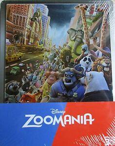 ZOOMANIA-in-3D-Steelbook-Disney-Blu-ray-3D-NEU-in-Folie-427
