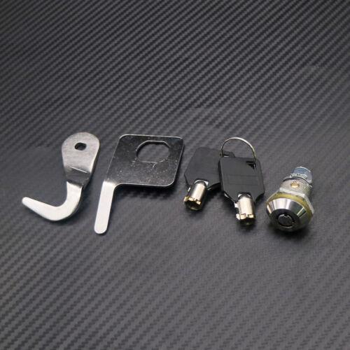 Tour Pak Pack Trunk Lock Key Kit For Harley Touring FLHT FLHR FLHX 2009-2013