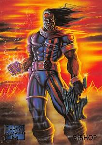 BISHOP-1995-Marvel-Masterpieces-Fleer-Base-Trading-Card-12