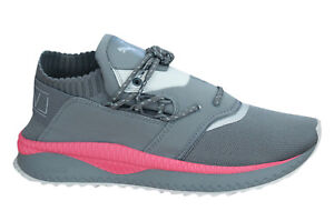 Puma TSUGI Shinsei Staple Mens Trainers Lace Up Slip On Shoes Grey ... e8bcd3a70