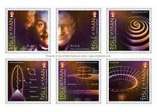Einstein & Hawking 100 Years of General Relativity Mint Set (UK31)