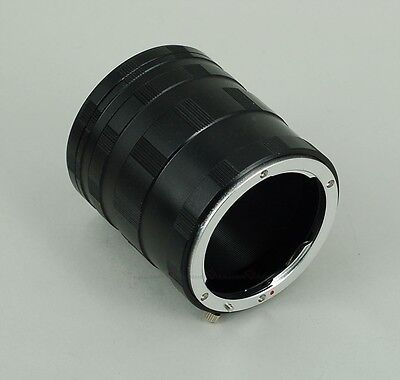 Macro Extension Tube Ring For Nikon D90 D800 D7000 D7100 D3200 D3300 D5300 D5200