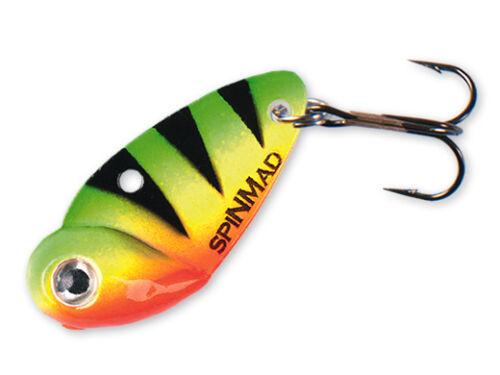 25mm cicada leurres 2,5g Spinmad Cma