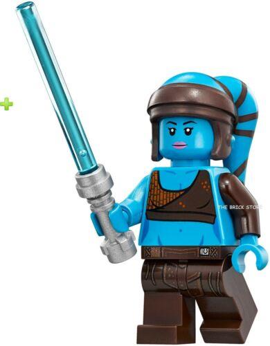 NEW RARE AAYLA SECURA FIGURE 75182-2017 GIFT LEGO STAR WARS