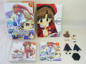 COMIC-PARTY-Limited-Edition-Item-REF-0584-Dreamcast-SEGA-Japan-Game-dc