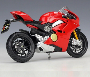 Ducati Panigale V4 Motorcycle Model Scale 1:18