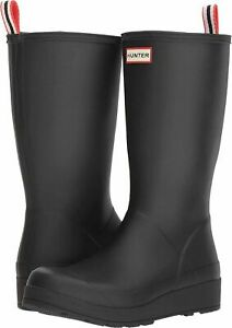 Play Boot Tall Rain Boots Black