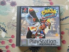 Crash Bandicoot 3 : Warped (Sony PlayStation 1, 1998) - Black Label Disc