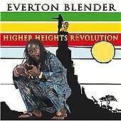 Everton Blender - Higher Heights Revolution CD 2012 NEW SEALED