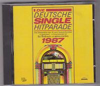 CD - Die deutsche Single Hitparade 1987 - Jürgen von der Lippe Flippers Nicki