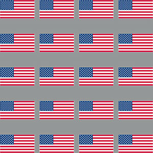 Details About 20 Sticker 1 316in Usa Us America Country Flag Mini Sticker Rc Modelling