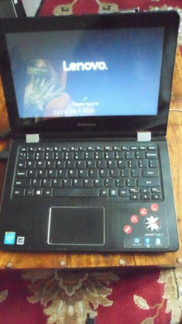 Lenovo Flex 3 1130 Intel Celeron N3050 1.6GHz 4GB Ram 500 HDD Windows 10 Home