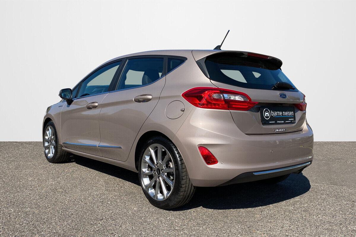 Ford Fiesta 1,0 EcoBoost Vignale - billede 2