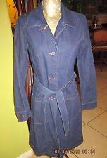 Jean Coat dress>>>are wear as coat>button down long sleeve>Size S