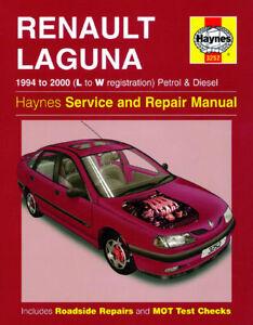 haynes manual 3252 renault laguna 1 6 1 8 2 0 16v rl rt rxe alize rh ebay co uk Renault Laguna 2004 Renault Laguna 2007