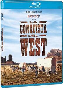 LA-CONQUISTA-DEL-WEST-EDIZIONE-SPECIALE-2-BLU-RAY-EDIZ-ITALIANA-SIGILLATO