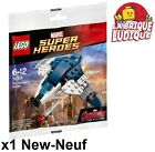 Lego - Polybag Super heroes Marvel age of ultron The Avengers Quinjet 30304 NEUF