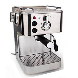 Image Is Loading Semi Automatic Italian 19 Bar Cuccino Espresso Coffee