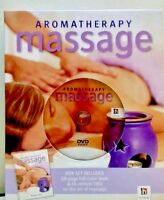 Aromatherapy Massage Book And Dvd In Box
