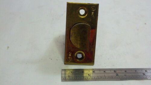 """Schlage /""""D/"""" Series Spring Latch Bright Brass 14-001-605"""
