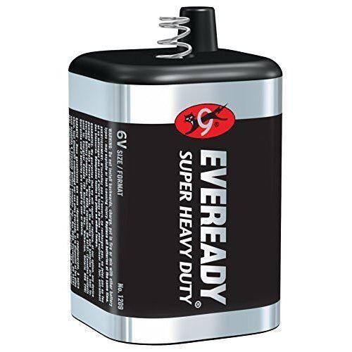 Heavy-Duty 6 V batería de linterna