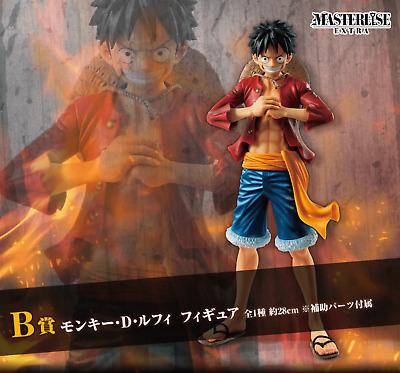 BANDAI Ichiban kuji One Piece Brotherhood Masterlise Extra figure Luffy F//S