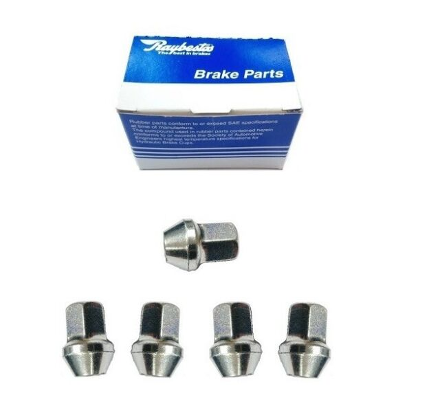 SET OF 5 FRONT / REAR WHEEL NUTS FOR DODGE RAM 1500 PICK-UP 2002-2010
