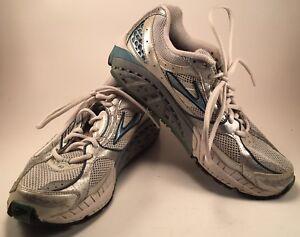 51a441e2cb6 Womens brooks addiction 10 DNA Mogo Pro Sneaker Shoes Walking ...