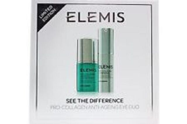 Elemis Pro collagen Eye Duo See The Difference New Box/ Exp 2019