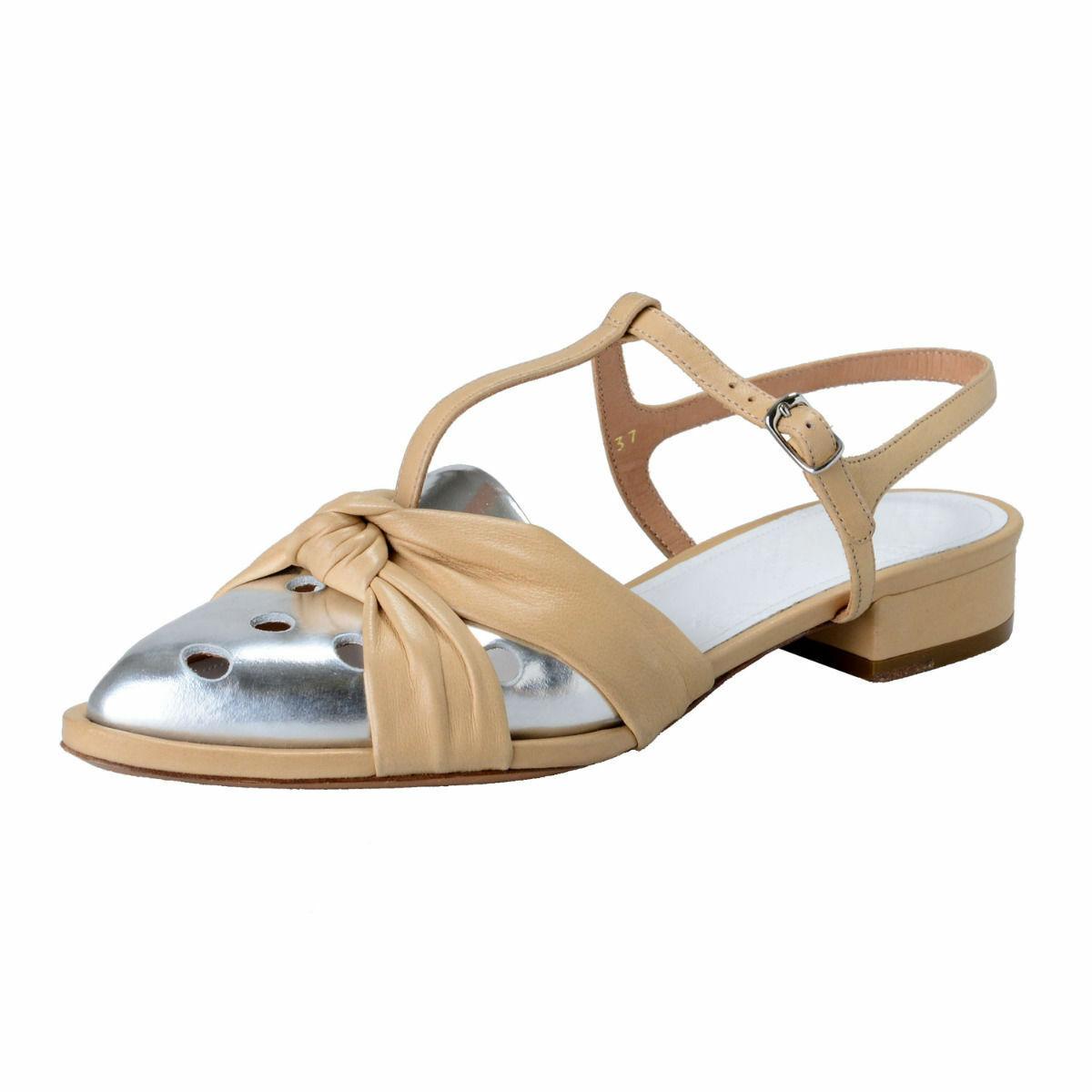 Maison Margiela 22 S Mujer Cuero Zapatos Sandalias Zapatos