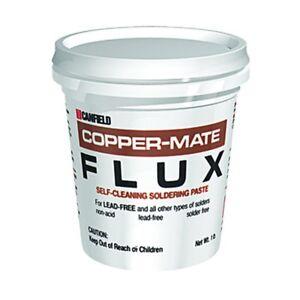 Cuivre Mate Flux 56 G (2 Oz (environ 56.70 G))-afficher Le Titre D'origine Luxuriant In Design